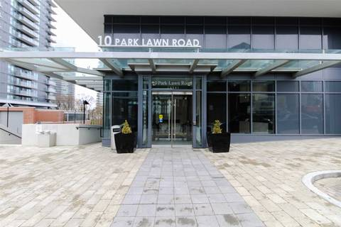 Condo for sale at 10 Park Lawn Rd Unit 201 Toronto Ontario - MLS: W4437089
