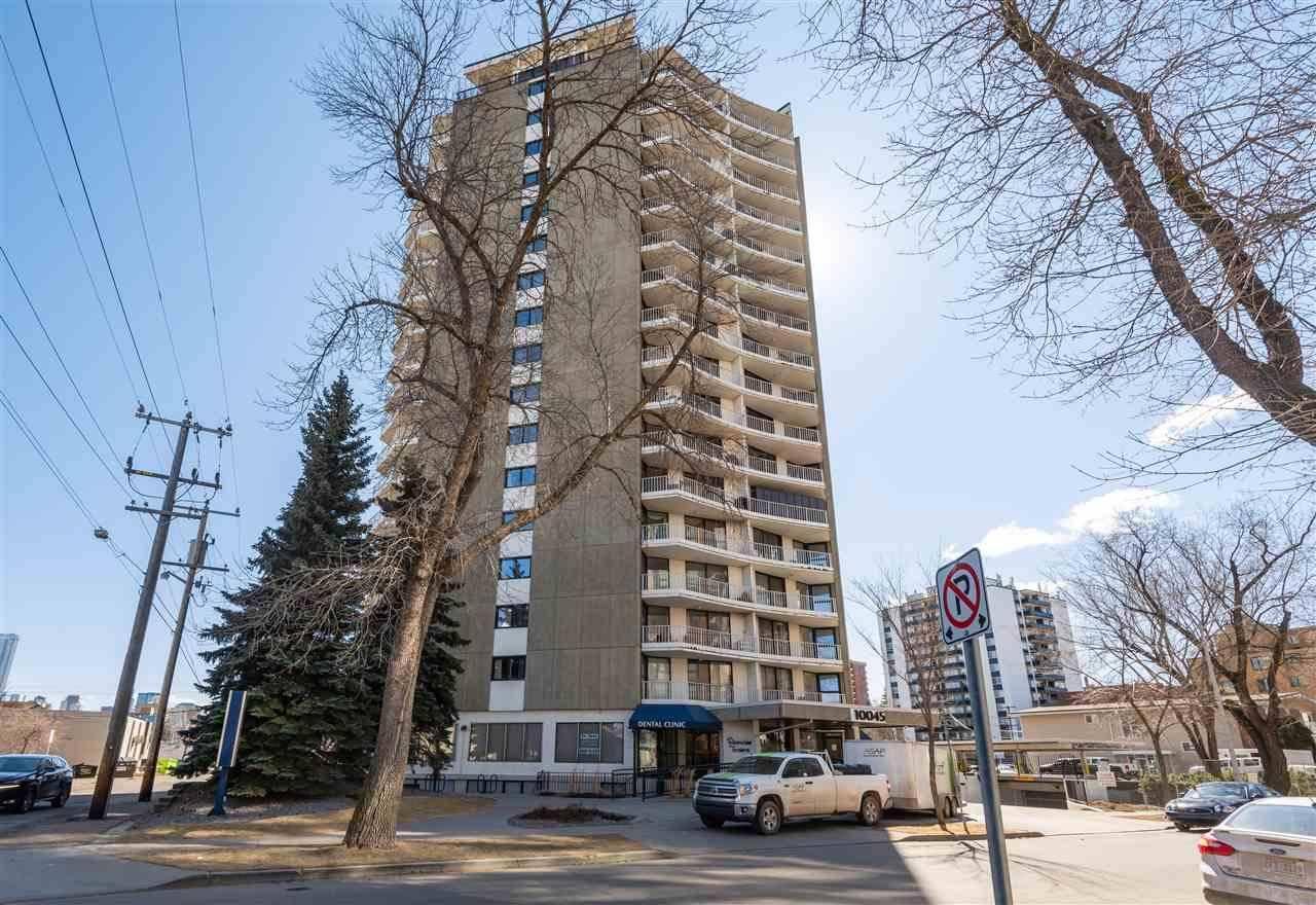 Condo for sale at 10045 117 St Nw Unit 201 Edmonton Alberta - MLS: E4180347