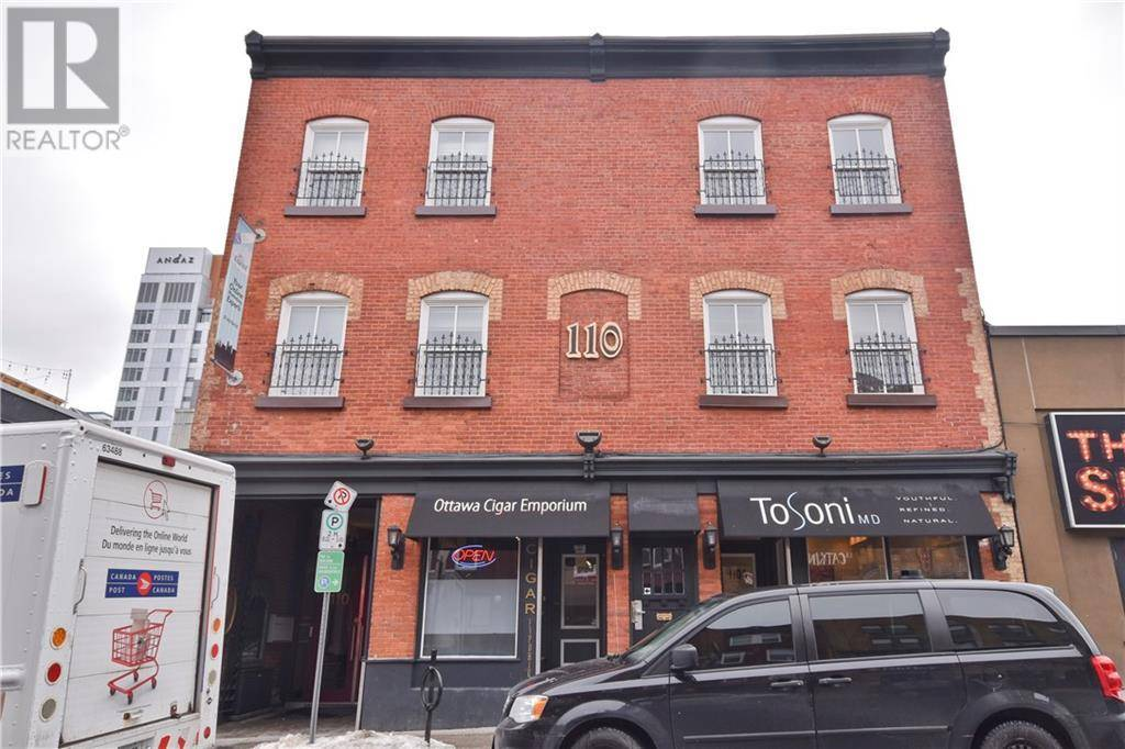 Commercial property for lease at 110 Clarence St Apartment 201 Ottawa Ontario - MLS: 1184616