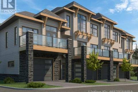 Townhouse for sale at 110 Stewart Creek Landng Unit 201 Canmore Alberta - MLS: 49373