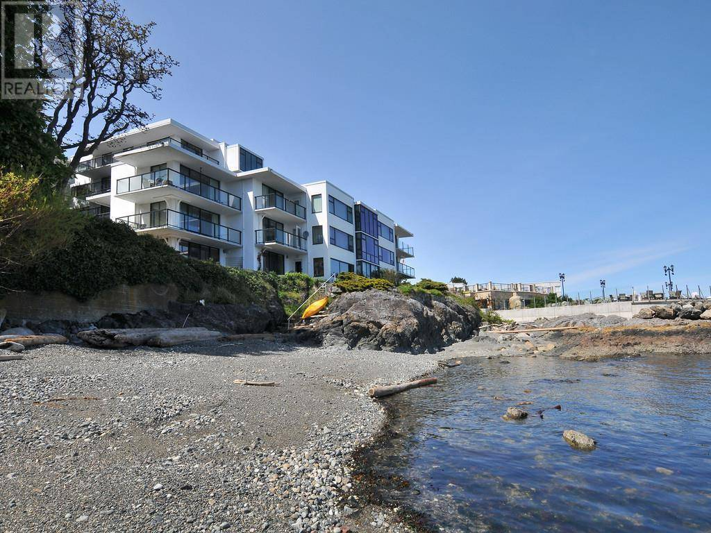 Condo for sale at 1159 Beach Dr Unit 201 Victoria British Columbia - MLS: 416827