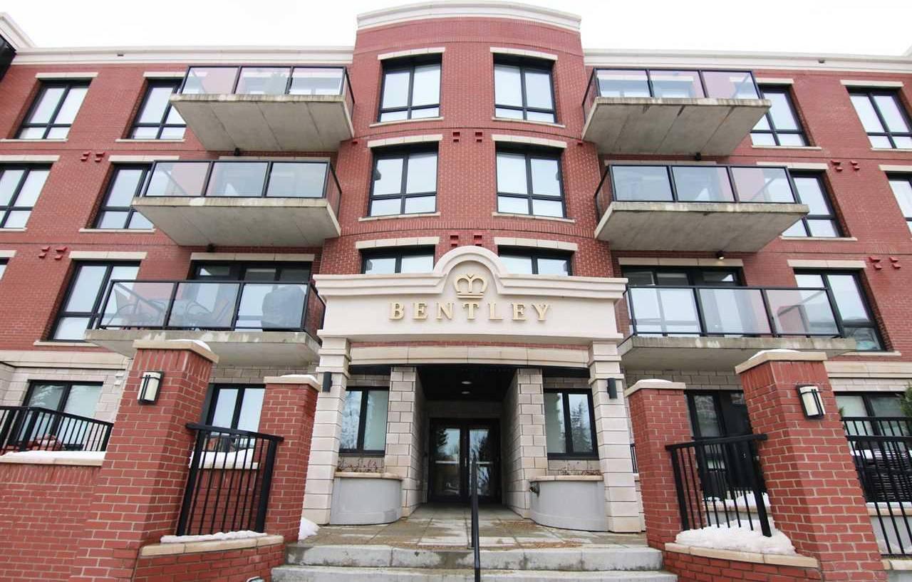 Condo for sale at 11710 87 Ave Nw Unit 201 Edmonton Alberta - MLS: E4186770