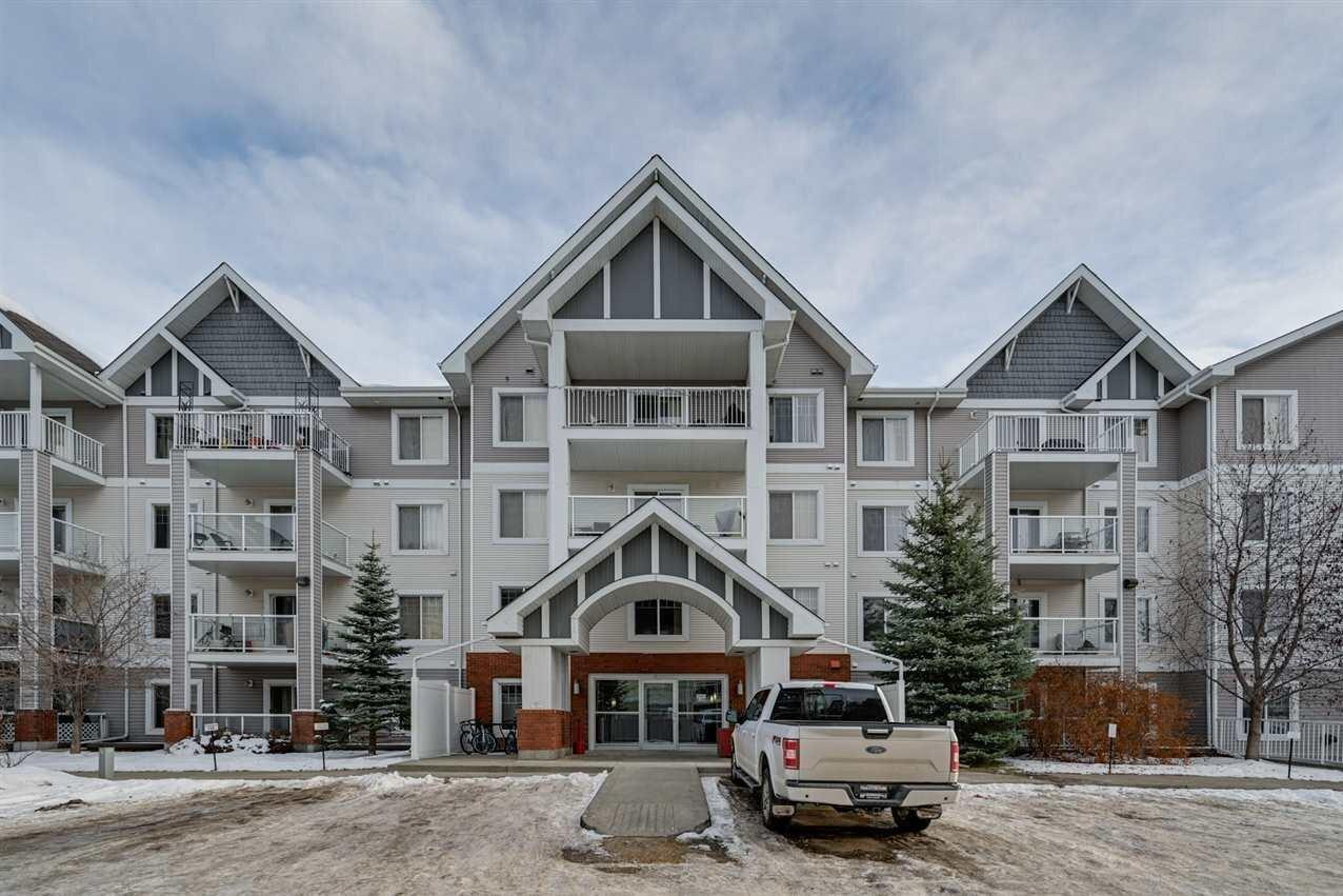 Condo for sale at 13710 150 Av NW Unit 201 Edmonton Alberta - MLS: E4222308