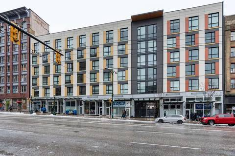 Condo for sale at 138 Hastings St E Unit 201 Vancouver British Columbia - MLS: R2428794