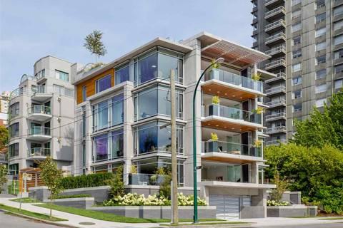 Condo for sale at 1460 Bute St Unit 201 Vancouver British Columbia - MLS: R2397455