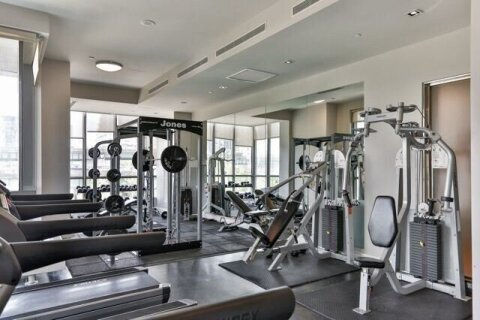 Apartment for rent at 15 Brunel Ct Unit 201 Toronto Ontario - MLS: C4963404