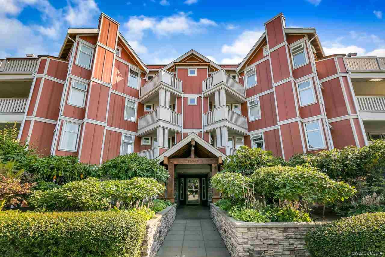 Sold: 201 - 15368 16a Avenue, Surrey, BC