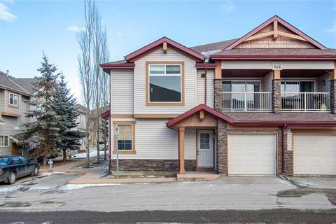 Townhouse for sale at 161 Panatella Landng Northwest Unit 201 Calgary Alberta - MLS: C4281344
