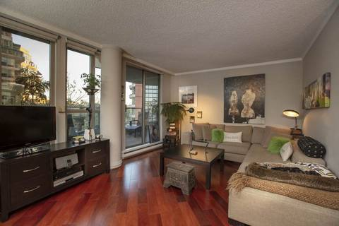 Condo for sale at 1625 Hornby St Unit 201 Vancouver British Columbia - MLS: R2403275