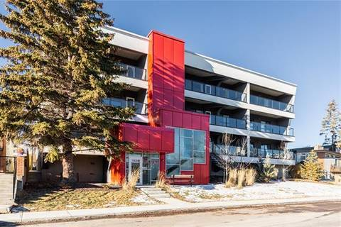 Condo for sale at 1629 38 St Southwest Unit 201 Calgary Alberta - MLS: C4221394