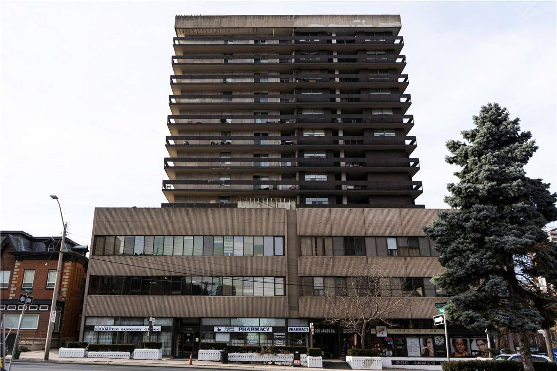 Commercial property for lease at 200 James St S Apartment 201 Hamilton Ontario - MLS: H4070687