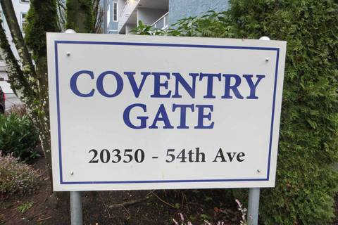Condo for sale at 20350 54 Ave Unit 201 Langley British Columbia - MLS: R2438386