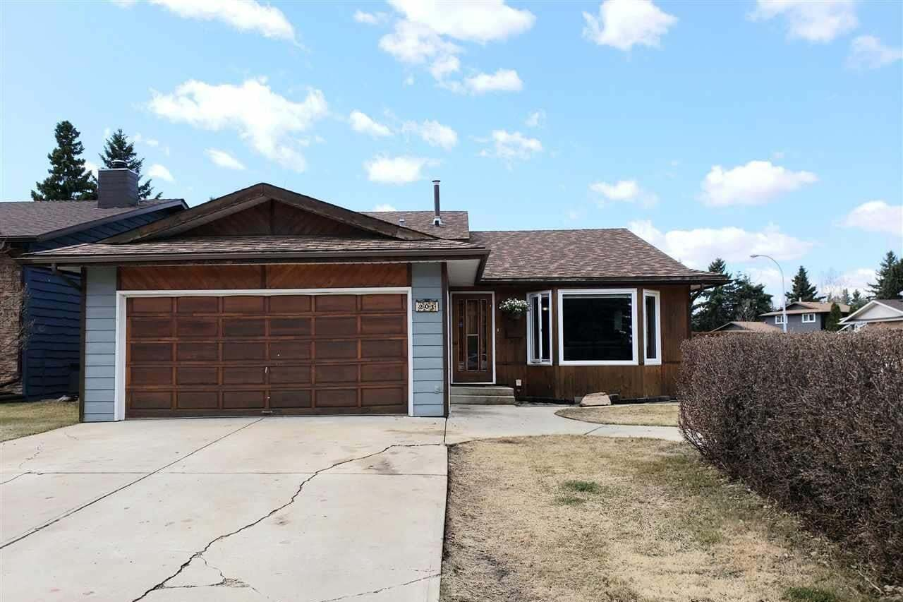 House for sale at 201 20a St Cold Lake Alberta - MLS: E4196591