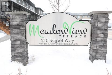Townhouse for sale at 210 Rajput Wy Unit 201 Saskatoon Saskatchewan - MLS: SK798141