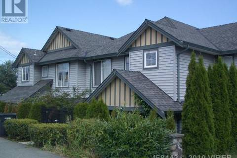 Townhouse for sale at 211 Victoria Rd Unit 201 Nanaimo British Columbia - MLS: 458442
