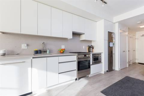 Condo for sale at 2141 Hastings St E Unit 201 Vancouver British Columbia - MLS: R2350497
