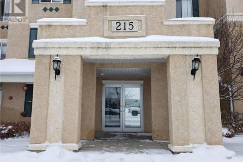 Condo for sale at 215 Lowe Rd Unit 201 Saskatoon Saskatchewan - MLS: SK796924