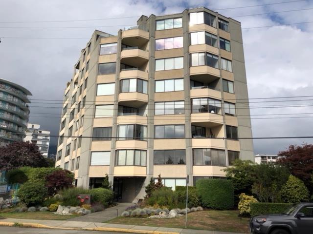 Ocean Terrace Condos: 2165 Argyle Avenue, West Vancouver, BC