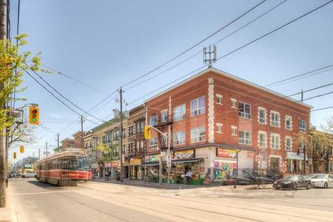 Townhouse for rent at 223 Jameson Ave Unit 201 Toronto Ontario - MLS: W4428070
