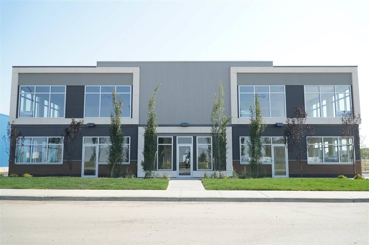 Commercial property for sale at 2311 90b St Sw Unit 201 Edmonton Alberta - MLS: E4170606