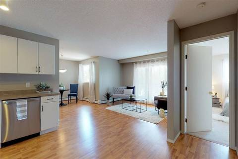 Condo for sale at 2430 Guardian Rd Nw Unit 201 Edmonton Alberta - MLS: E4162125