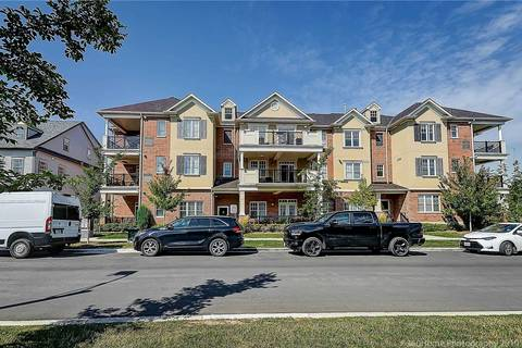 Condo for sale at 277 Gatwick Dr Unit 201 Oakville Ontario - MLS: W4585745