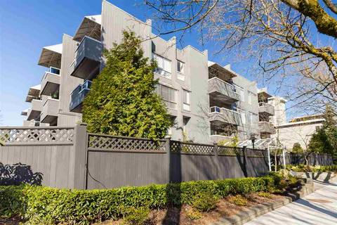 Condo for sale at 2885 Spruce St Unit 201 Vancouver British Columbia - MLS: R2350487