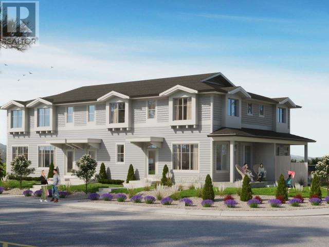 For Sale: 295 Abbott Street, Penticton, BC   2 Bed, 2 Bath Townhouse for $459,900. See 4 photos!