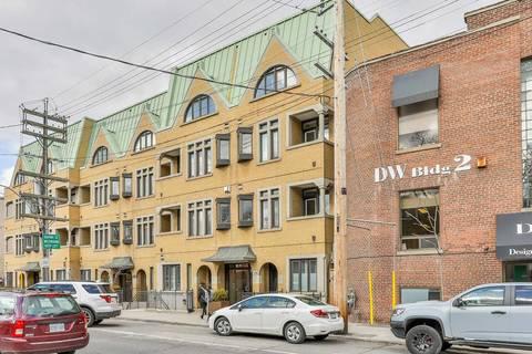 Condo for sale at 330 Davenport Rd Unit 201 Toronto Ontario - MLS: C4721607