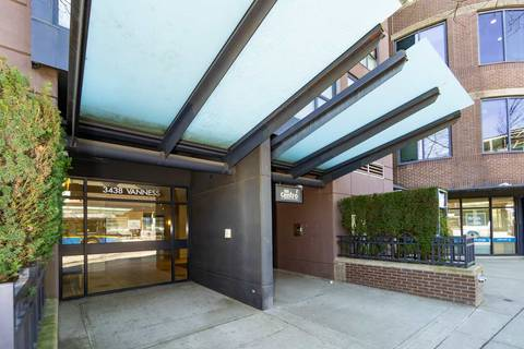 Condo for sale at 3438 Vanness Ave Unit 201 Vancouver British Columbia - MLS: R2350727