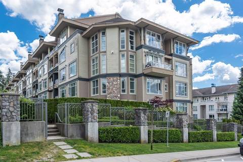 Townhouse for sale at 3600 Windcrest Dr Unit 201 North Vancouver British Columbia - MLS: R2377804