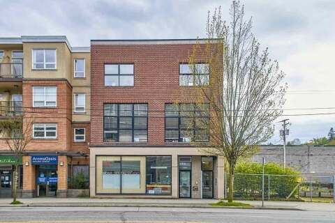 Townhouse for sale at 3680 Broadway  W Unit 201 Vancouver British Columbia - MLS: R2465777