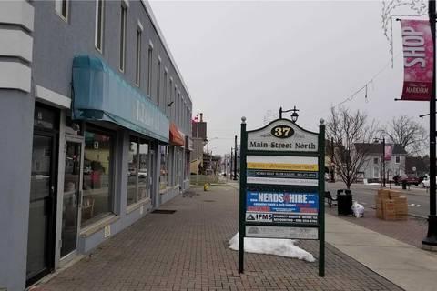 201 - 37 Main Street, Markham   Image 1