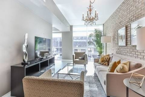 Condo for sale at 39 Sherbourne St Unit 201 Toronto Ontario - MLS: C4575526