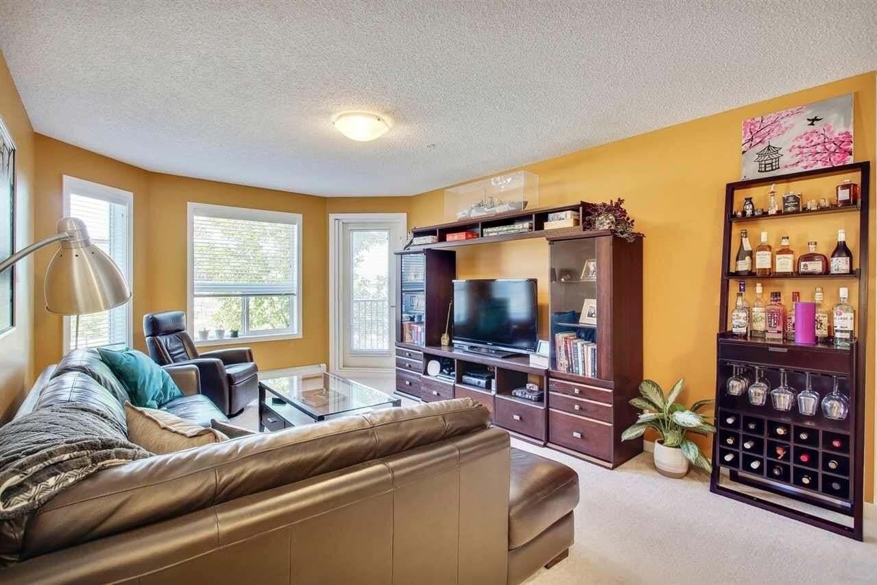 Condo for sale at 396 Silver_berry Rd NW Unit 201 Edmonton Alberta - MLS: E4203326