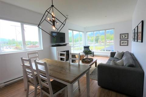 Condo for sale at 40437 Tantalus Rd Unit 201 Squamish British Columbia - MLS: R2453700