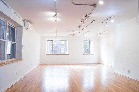 Commercial property for lease at 412 Bloor St Apartment 201 Toronto Ontario - MLS: C4598042