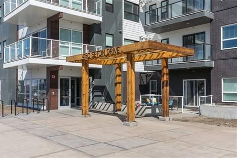 Condo for sale at 4150 Seton Dr Southeast Unit 201 Calgary Alberta - MLS: C4295028
