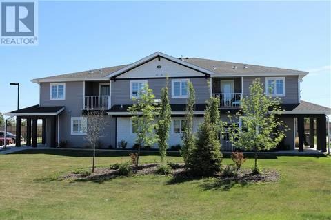 Townhouse for sale at 43 Reid Ct Unit 201 Sylvan Lake Alberta - MLS: ca0157792