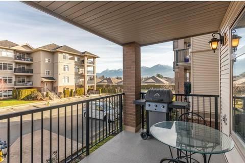 Condo for sale at 45753 Stevenson Rd Unit 201 Sardis British Columbia - MLS: R2435226