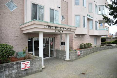 Condo for sale at 46000 First Ave Unit 201 Chilliwack British Columbia - MLS: R2451032