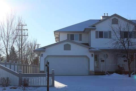 Townhouse for sale at 4807 43a Ave Unit 201 Leduc Alberta - MLS: E4157569