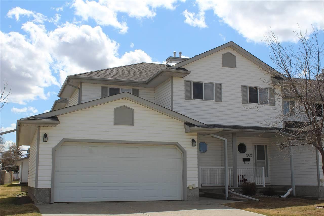 Townhouse for sale at 4807 43a Ave Unit 201 Leduc Alberta - MLS: E4192051