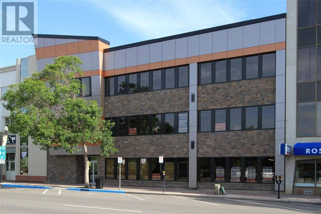 Commercial property for lease at 4822 50 St Apartment 201 Red Deer Alberta - MLS: ca0124515