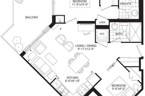 Condo for sale at 540 Bur Oak Ave Unit 201 Markham Ontario - MLS: N4830298