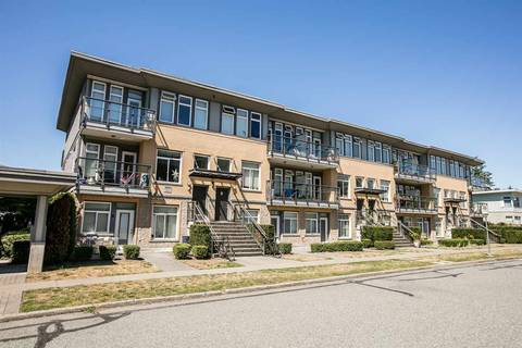 Townhouse for sale at 5649 Kings Rd Unit 201 Vancouver British Columbia - MLS: R2291260