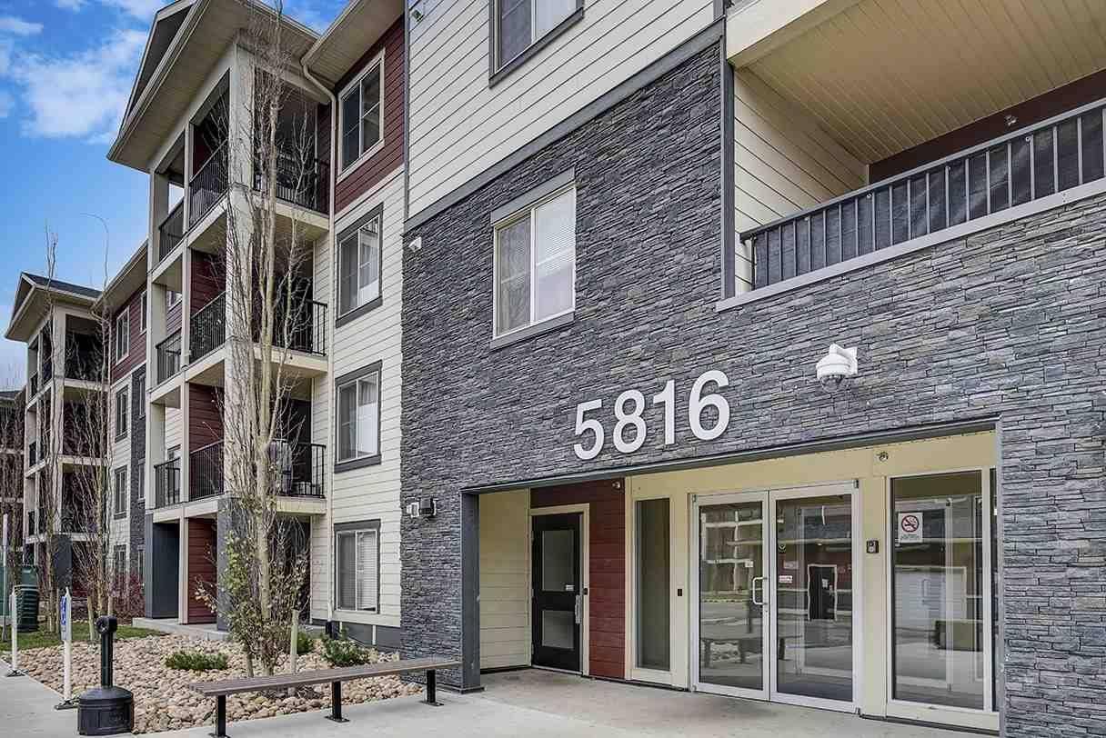 Condo for sale at 5816 Mullen Pl Nw Unit 201 Edmonton Alberta - MLS: E4178722