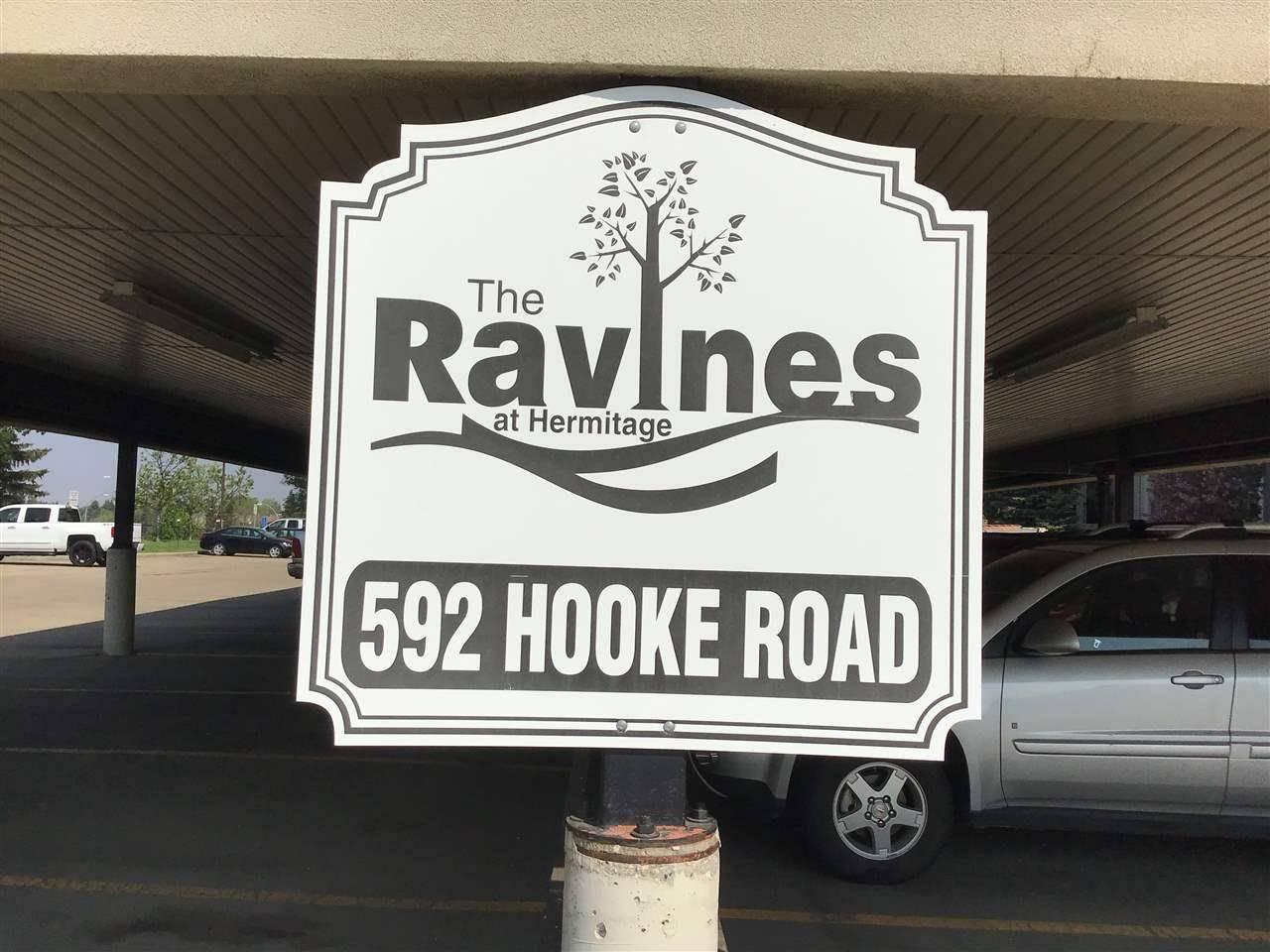 Condo for sale at 592 Hooke Rd Nw Unit 201 Edmonton Alberta - MLS: E4177487
