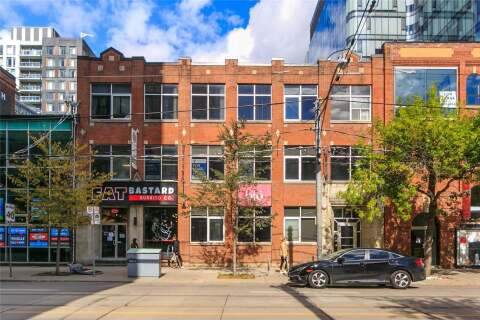 Commercial property for lease at 626 King St Apartment 201 Toronto Ontario - MLS: C4937660