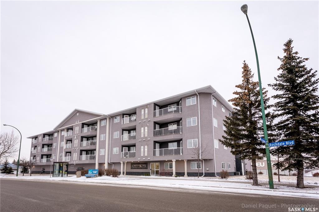 Buliding: 6345 Rochdale Boulevard, Regina, SK